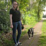 Anita van hondenuitlaatservice dierenoppas Doggy Time Ede